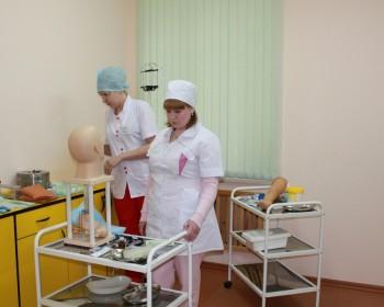 Лучшей в профессии стала медсестра из областного онкодиспансера