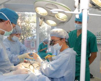 В Подмосковье впервые проведена операция на сердце за счет средств ОМС